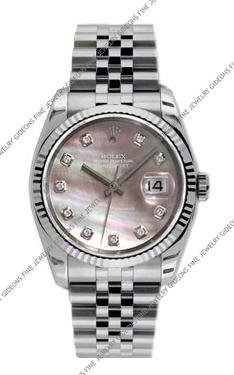 Rolex Oyster Perpetual Datejust 116234 DKMDJ 36mm