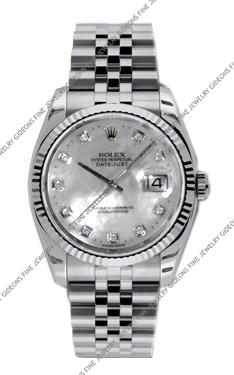 Rolex Oyster Perpetual Datejust 116234 MDJ 36mm
