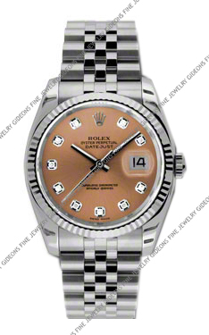 Rolex Oyster Perpetual Datejust 116234 PDJ 36mm