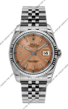Rolex Oyster Perpetual Datejust 116234 PIJ 36mm