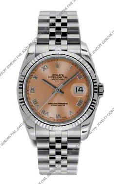 Rolex Oyster Perpetual Datejust 116234 PRJ 36mm