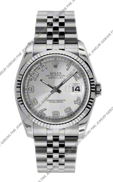 Rolex Oyster Perpetual Datejust 116234 SCAJ 36mm