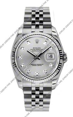 Rolex Oyster Perpetual Datejust 116234 SDJ 36mm