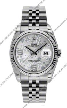 Rolex Oyster Perpetual Datejust 116234 SFAJ 36mm