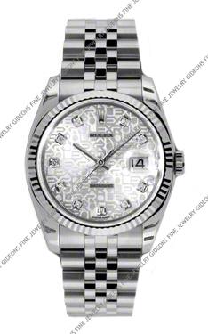 Rolex Oyster Perpetual Datejust 116234 SJDJ 36mm