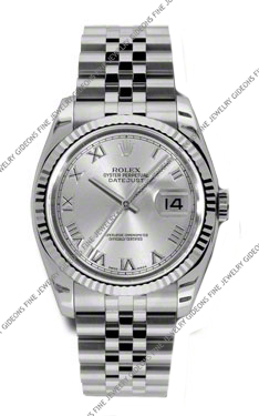 Rolex Oyster Perpetual Datejust 116234 SRJ 36mm