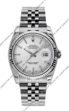 Rolex Oyster Perpetual Datejust 116234 SSJ 36mm