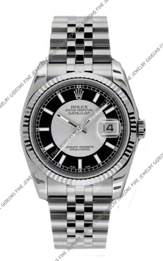 Rolex Oyster Perpetual Datejust 116234 STBKSJ 36mm