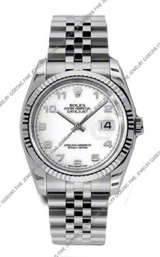 Rolex Oyster Perpetual Datejust 116234 WAJ 36mm
