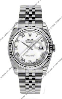 Rolex Oyster Perpetual Datejust 116234 WRJ 36mm