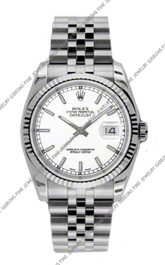 Rolex Oyster Perpetual Datejust 116234 WSJ 36mm