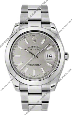 Rolex Oyster Perpetual Datejust II 116300 SIO 41mm