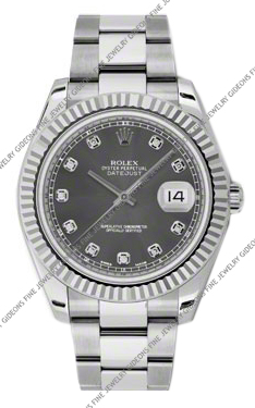 Rolex Oyster Perpetual Datejust II 116334 RDO 41mm