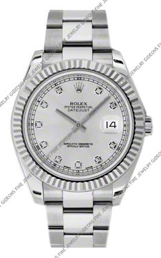 Rolex Oyster Perpetual Datejust II 116334 SDO 41mm