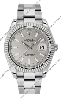 Rolex Oyster Perpetual Datejust II 116334 SIO 41mm