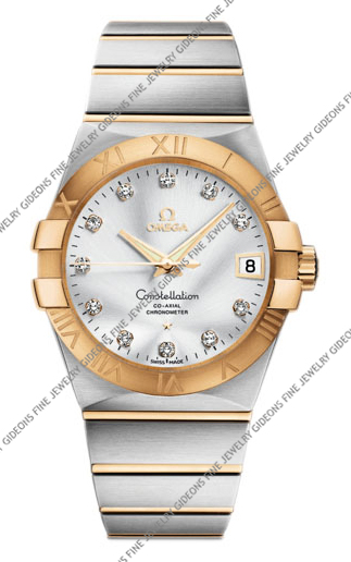 Omega Constellation Automatic 123.20.38.21.52.002