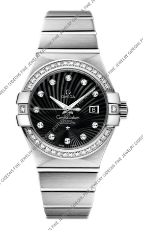 Omega Constellation Co-Axial Automatic 123.55.31.20.51.001