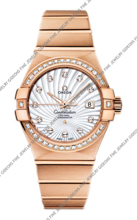 Omega Constellation Co-Axial Automatic 123.55.31.20.55.001
