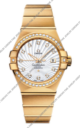 Omega Constellation Co-Axial Automatic 123.55.31.20.55.002