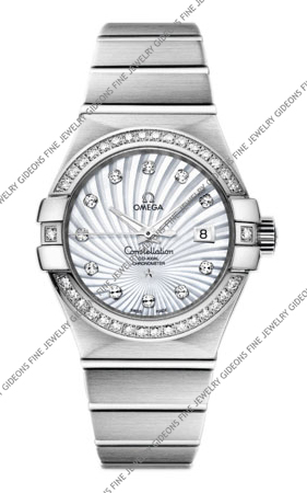 Omega Constellation Co-Axial Automatic 123.55.31.20.55.003
