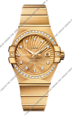 Omega Constellation Co-Axial Automatic 123.55.31.20.58.001