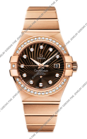 Omega Constellation Co-Axial Automatic 123.55.31.20.63.001