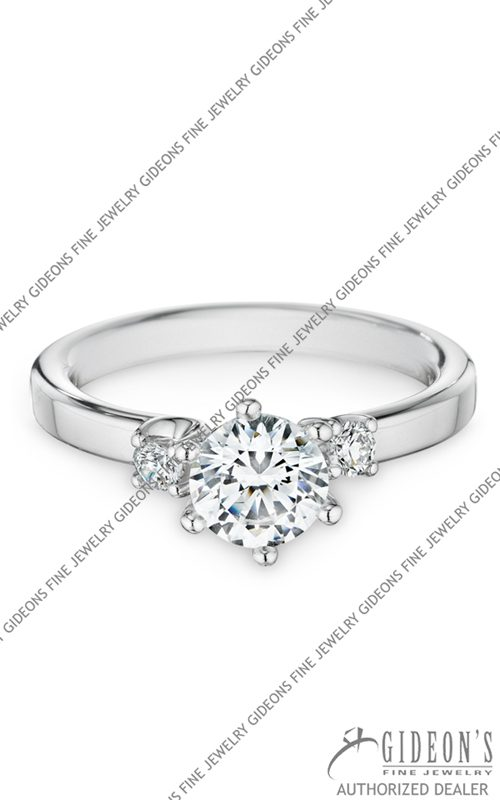 Christian Bauer 18k White Gold Engagement 143169