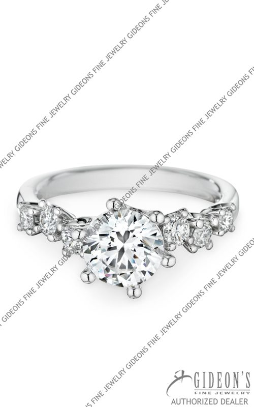 Christian Bauer 18k White Gold Engagement 144172