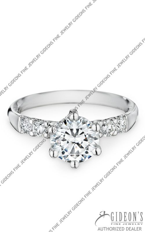 Christian Bauer 18k White Gold Engagement 144173