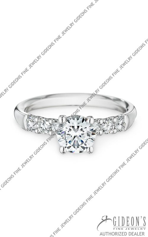 Christian Bauer 18k White Gold Engagement 144174