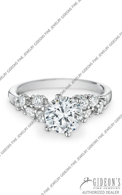 Christian Bauer 18k White Gold Engagement 145146
