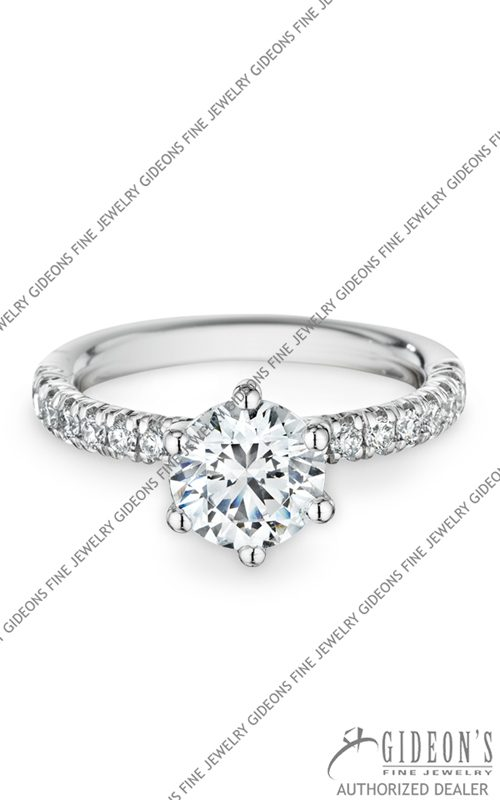 Christian Bauer 18k White Gold Engagement 146231