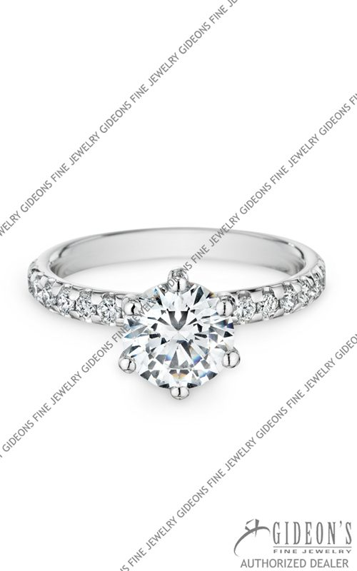 Christian Bauer 18k White Gold Engagement 146232