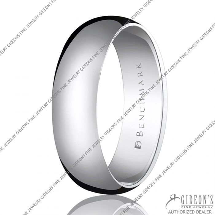 Benchmark Classic Bands Traditional Oval 160 6 mm