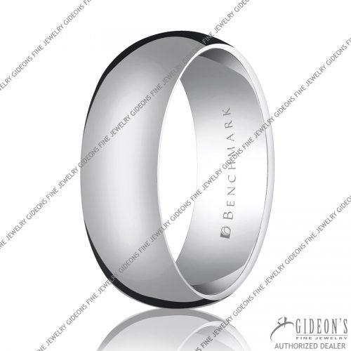 Benchmark Classic Bands Traditional Oval 170 7 mm