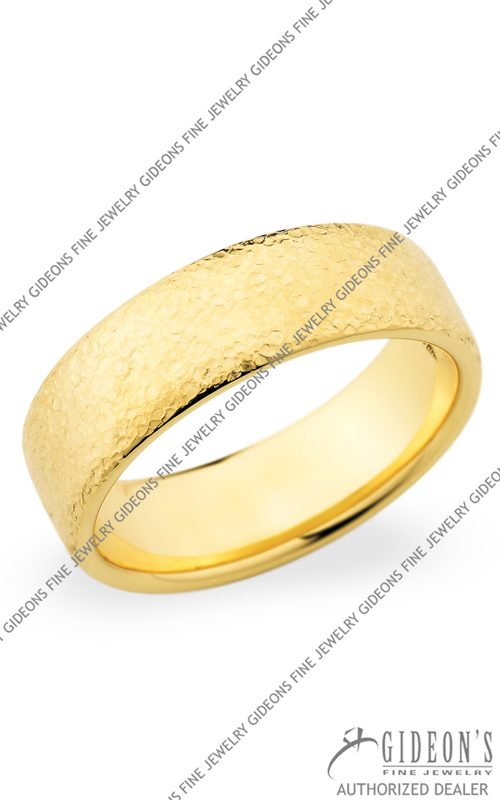 Christian Bauer 18K Yellow Gold Band 19070
