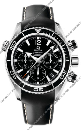 Omega Seamaster Planet Ocean Automatic Chronograph 222.32.38.50.01.001 37.50 mm