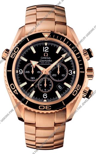 Omega Seamaster Planet Ocean Chrono Co-Axial Automatic 222.60.46.50.01.001