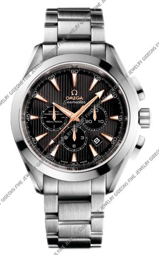 Omega Seamaster Aqua Terra Chronograph Automatic 231.50.44.50.01.001 44 mm