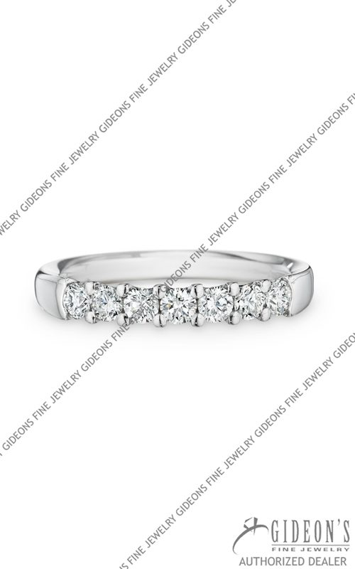 Christian Bauer 18k White Gold Wedding Band 244647