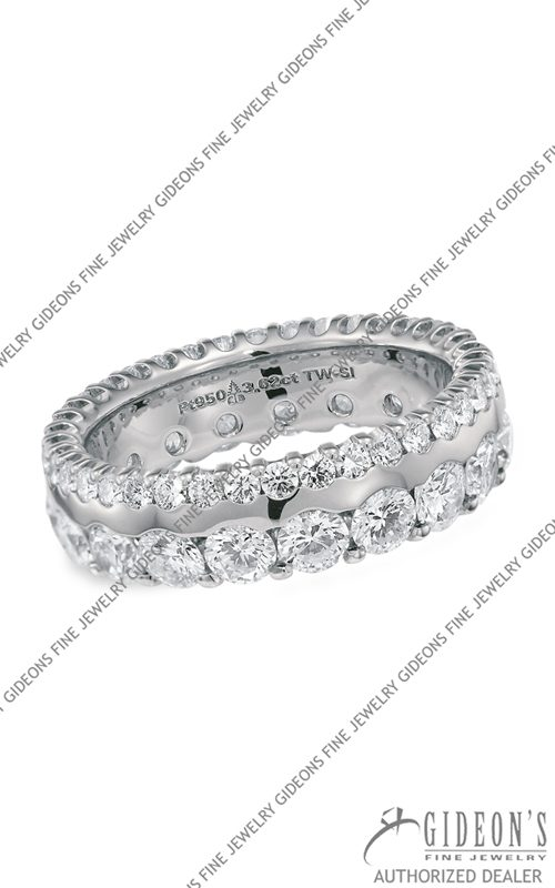 Christian Bauer Platinum Wedding Band 246768
