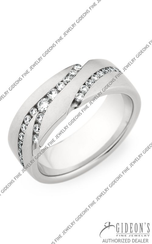 Christian Bauer Palladium Wedding Band 246836