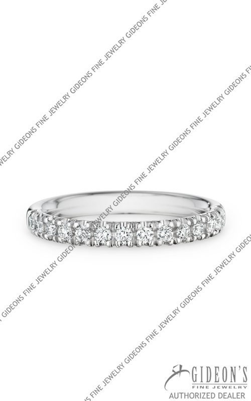Christian Bauer 18k White Gold Wedding Band 246955