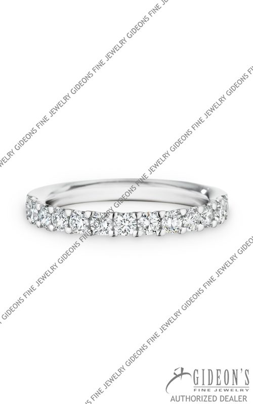 Christian Bauer 18k White Gold Wedding Band 246956