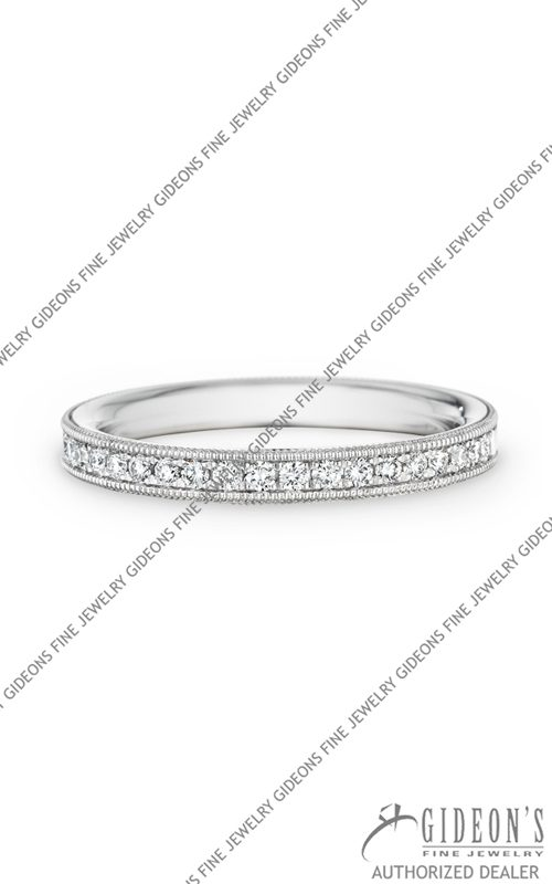 Christian Bauer 18k White Gold Wedding Band 246957