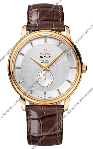 Omega De Ville Prestige Co-Axial Small Seconds Automatic 4613.35.02