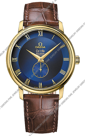 Omega De Ville Prestige Co-Axial Small Seconds Automatic 4613.80.02