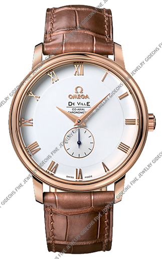 Omega De Ville Prestige Co-Axial Small Seconds Automatic 4614.20.02