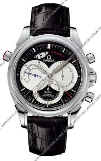 Omega De Ville Co-Axial Rattrapante Chronograph Automatic 4847.50.31