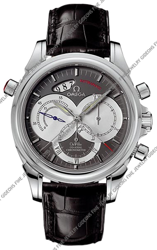Omega De Ville Co-Axial Rattrapante Chronograph Automatic 4848.40.31